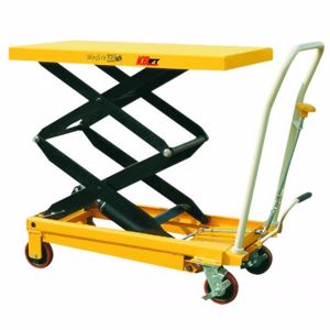 Picture of 350kg High Lift Scissor Lift Trolley