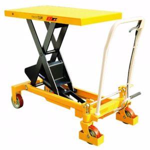 Picture of 750kg Scissor Lift Trolley
