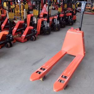 Picture of Semi Electric 1.3 Ton Pallet Jack
